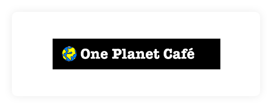 one planet cafe